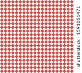 pattern of white and red... | Shutterstock .eps vector #1591051471