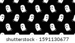 ghost ghosts happy halloween... | Shutterstock .eps vector #1591130677
