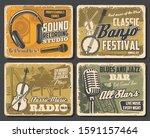 Music Vintage Retro Posters ...