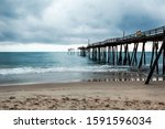 Old Fishing Pier In Frisco...