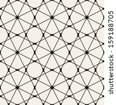 vector seamless pattern. modern ... | Shutterstock .eps vector #159188705