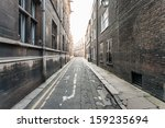 street in the city   Shutterstock . vector #159235694