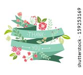 "card ""thank you"" 