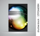 banner design | Shutterstock .eps vector #159266084