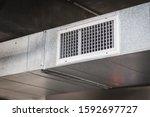 Hvac Ventilation Hole From Fcu...
