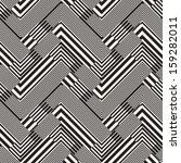 abstract striped textured... | Shutterstock .eps vector #159282011