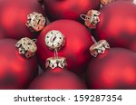 Image Shows Some Red Christmas...