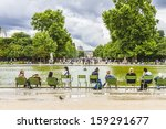 paris   june 13  2012  local... | Shutterstock . vector #159291677