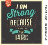 vintage template   retro design ... | Shutterstock .eps vector #159316469