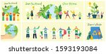 vector illustration with a...   Shutterstock .eps vector #1593193084