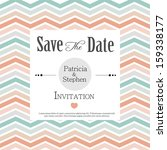 invitation or announcement card | Shutterstock . vector #159338177
