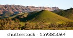 scene in flinders ranges... | Shutterstock . vector #159385064