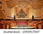Sydney Australia. Opera House...
