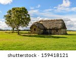 Traditional House In The...