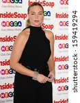 Small photo of Samantha Womack arriving for the 2013 Inside Soap Awards, at the Ministry Of Sound, London. 21/10/2013