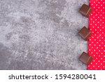 Domino Chocolate For Christmas...