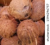 macro photo of tropical fruit...   Shutterstock . vector #1594296757