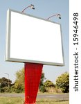 blank frame for advertisers to... | Shutterstock . vector #15946498
