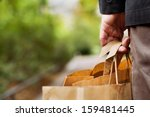 shopping | Shutterstock . vector #159481445