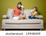 communication | Shutterstock . vector #15948409