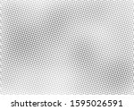 dots background. black and... | Shutterstock .eps vector #1595026591