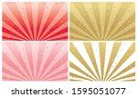 lines radiating in all...   Shutterstock .eps vector #1595051077