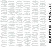 seamless  geometrical hand... | Shutterstock .eps vector #1595317054