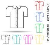 women shirt multi color style...