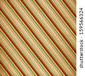 christmas striped background | Shutterstock . vector #159566324