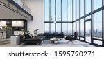 Luxury Modern Penthouse...