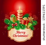 vector illustration of... | Shutterstock .eps vector #159611591