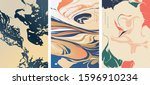 abstract background with... | Shutterstock .eps vector #1596910234