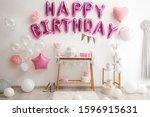Phrase Happy Birthday Made Of...