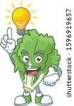 have an idea cute gesture...   Shutterstock .eps vector #1596919657