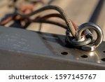 Locking Carabiner Attache With...
