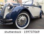 imperia  italy   october 19 ... | Shutterstock . vector #159737069