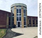 Small photo of Mundelion Courthouse Lake County Illinois