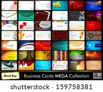 elegant abstract vector... | Shutterstock .eps vector #159758381