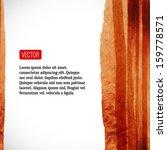 abstract vector watercolor... | Shutterstock .eps vector #159778571