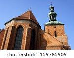 Gothic Parish Church In Gniezn...