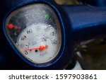 Motorcycle Dial That Has Steam...