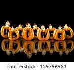 halloween | Shutterstock . vector #159796931