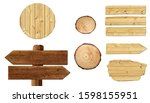 isolated blank wooden baord and ...   Shutterstock . vector #1598155951