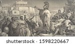 Pericles Funeral Oration On Old ...