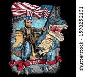 Abraham Lincoln In The T Rex