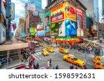 New York City   Usa   March 25  ...