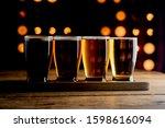 Beer Flight. Traditional...