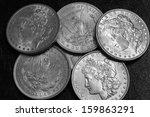 Usa Morgan Dollars  From 19th...