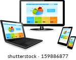 this image is a vector file... | Shutterstock .eps vector #159886877