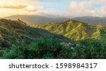 Sunny Costa Rican Mountains...